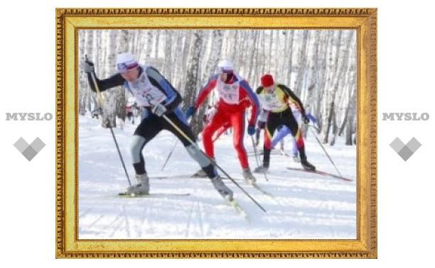 На «Лыжню России - 2012» в Туле выйдут тысячи участников