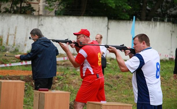 В Туле прошли соревнования памяти Героев России Евгения Рындина и Сергея Бурнаева