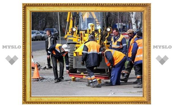 В Туле на оперативке назвали недобросовестных подрядчиков
