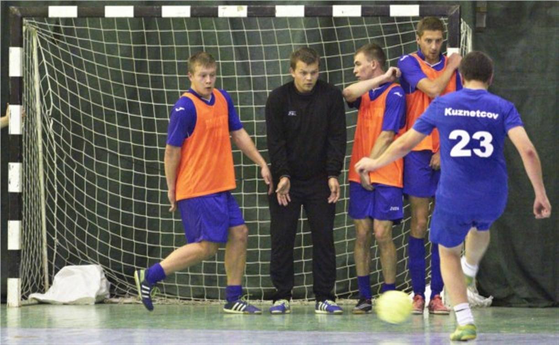 В матчах Тульской лиги любителей футбола не обошлось без сенсаций