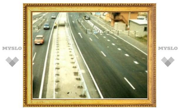 Дорогу из Рязани в Тулу отремонтируют
