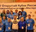 Тульские ветераны плавания привезли медали с Кубка России