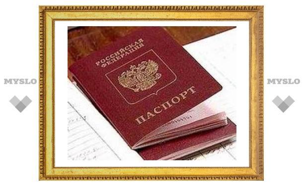 В Москве разоблачили цех по изготовлению паспортов для бандитов