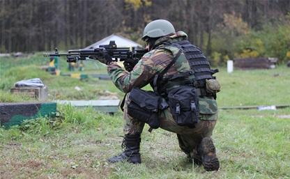 Тульский СОБР победил в межрегиональном турнире по стрельбе