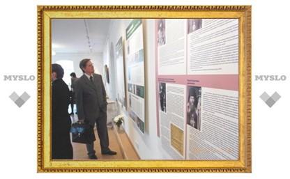 В Туле открылась новая выставка «Неперемолотые»