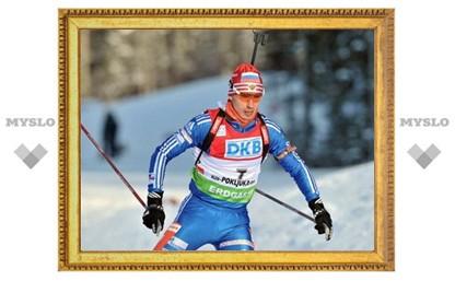 Лидер сборной России по биатлону выздоровел к эстафете