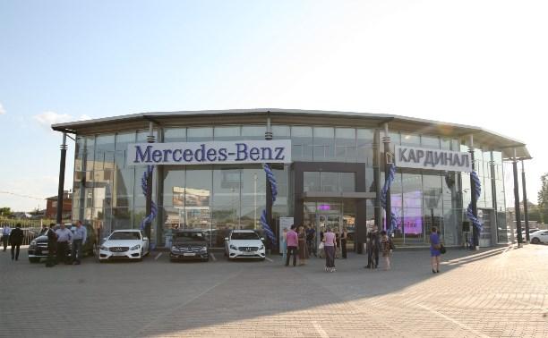 Тульские автосалоны заканчивают год рекордными продажами
