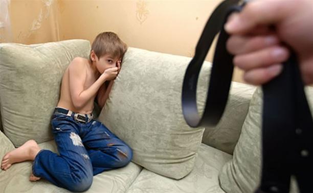 Нетрезвый мужчина избил своего 12-летнего сына