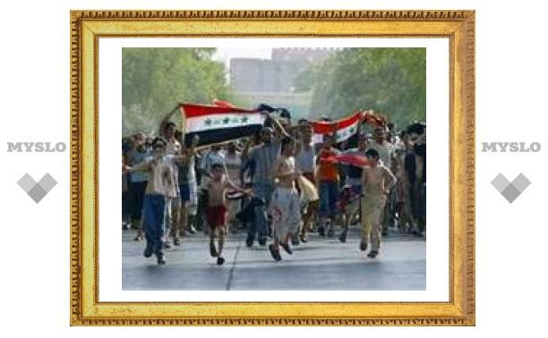В Багдаде погибли 50 футбольных фанатов