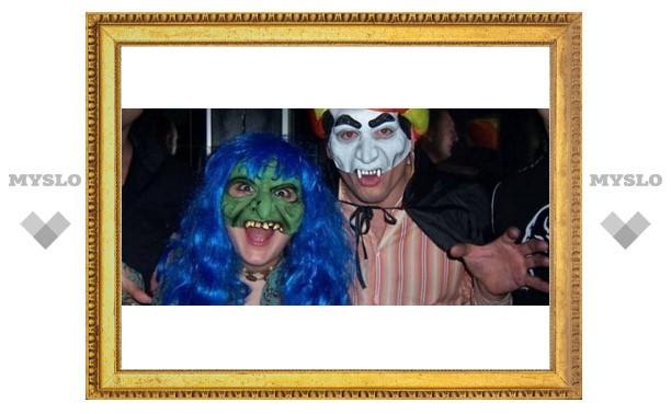 Где в Туле отметить Хэллоуин?