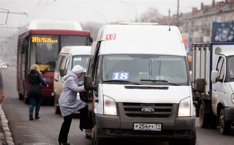 Тульские перевозчики неоднократно нарушили расписание движения