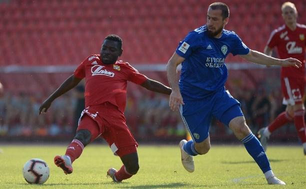 Курский «Авангард» разгромил тульский «Арсенал» со счётом 0:4