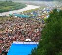В Кировской области прошел фестиваль авторской песни «Гринландия»