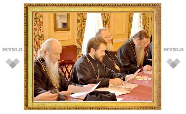 Конференция зарубежных епископов Русской Православной Церкви завершилась в Лондоне