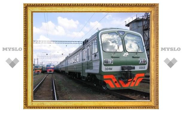В праздники изменится схема движения поездов