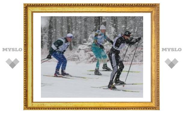 Под Тулой собралось 2000 лыжников