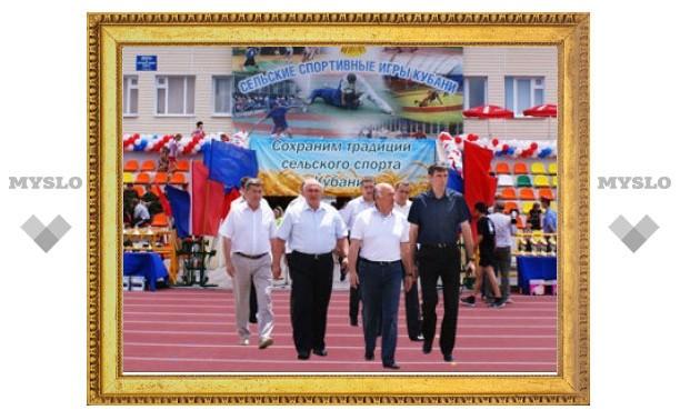 """Кубанские чиновники """"сходили на стадион"""" с помощью фотошопа"""