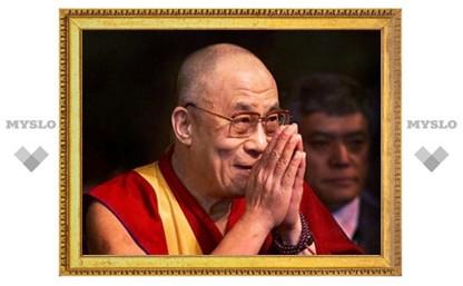 """Далай-лама отказался быть """"номинальным"""" главой тибетского правительства в изгнании"""