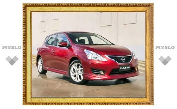 Nissan представил новый хэтчбек Tiida