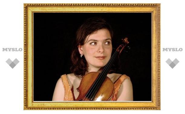 Концертмейстером Венского филармонического впервые стала женщина