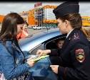 В Туле сотрудники ГИБДД проводят профилактический рейд «Ребенок-пассажир»