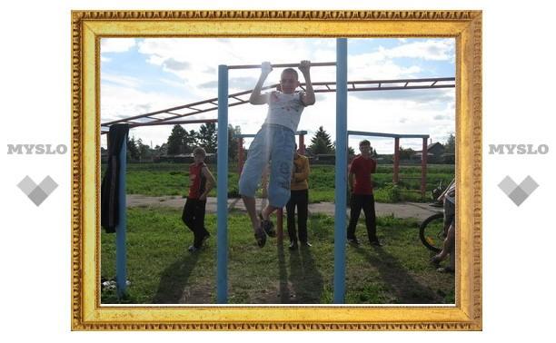 Туляки против стройки на территории Комсомольского парка