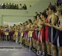 В Туле прошел представительный турнир по греко-римской борьбе