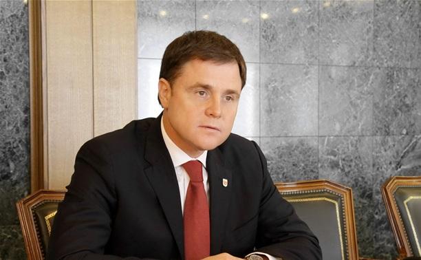 Владимир Груздев встретился с лидерами глобального бизнеса