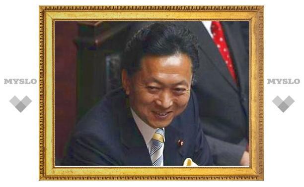 Парламент Японии утвердил нового премьера