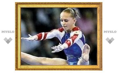 Тульские гимнастки отправились в Италию