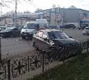 На пересечении улиц Ленина и Мосина столкнулись  «Фиат» и «Лада»