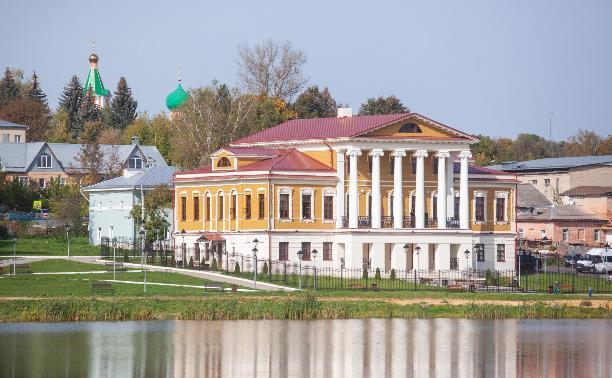 Как история дворянской усадьбы Мосоловых изменила облик целого поселка в Тульской области