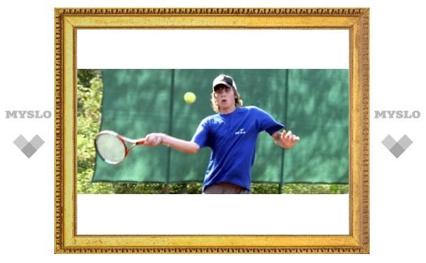 В Заречье построят теннисный корт