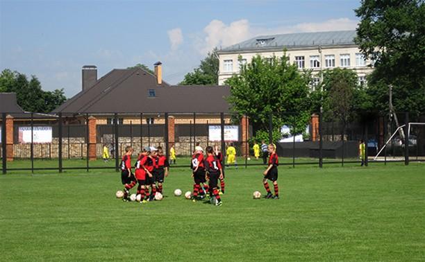 Тульский «Арсенал-2002» выиграл региональный «Локобол-2013»