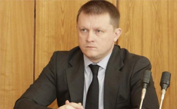 Андрей Хамов оставил пост директора департамента правительства Тульской области