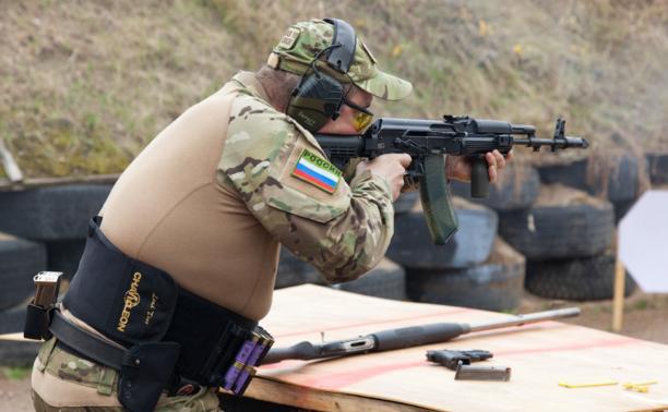 Стрелки из Тулы отличились на чемпионате страны