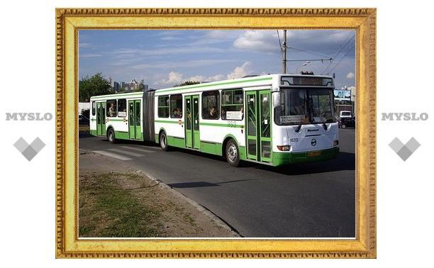 8 сентября транспорт в Туле изменит маршрут