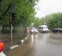На перекрёстке ул. Ф. Энгельса и ул. Агеева водитель BMW сбил ребёнка