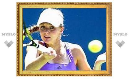 Чакветадзе выиграла второй турнир подряд