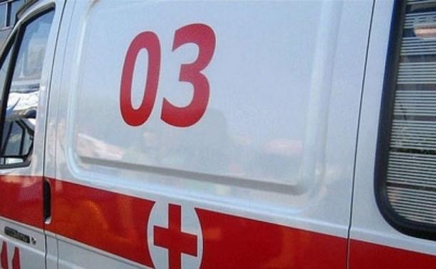 Утром на Одоевском шоссе грузовая «Газель» сбила ребёнка
