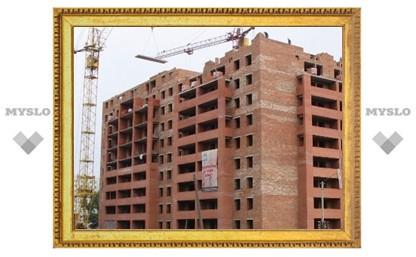 За счет средств городского бюджета в Туле построят 198-квартирный муниципальный дом