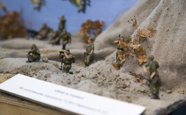 В Туле открылся музей Воздушно-десантных войск