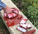 Двойное дно: житель Тульской области пытался передать в колонию мобильники в ведре с краской