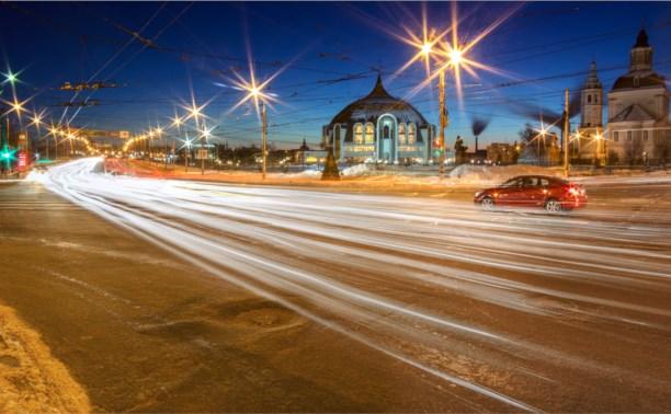 На выходных в Тульскую область придёт зима