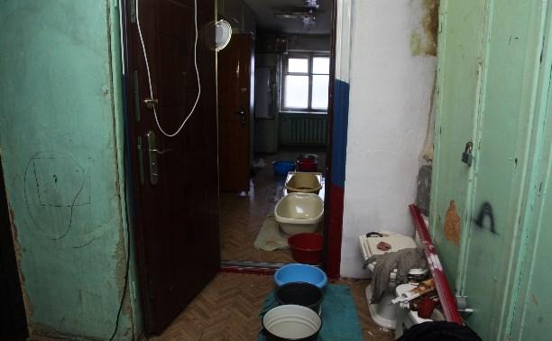 Потоп на Красноармейском проспекте: подробности