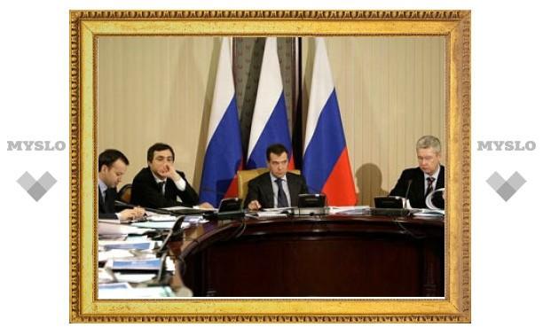 Россияне не сошлись с президентом во взглядах на модернизацию