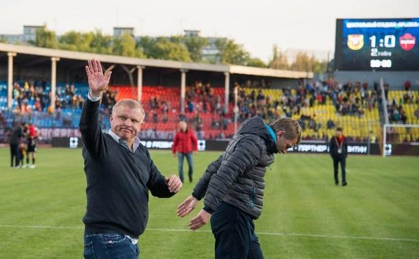 Игорь Рабинер заявил в полицию на бывшего тренера тульского «Арсенала» Сергея Кирьякова