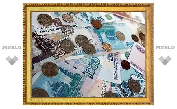 Дума приняла дефицитный бюджет Тульской области на 2011 год