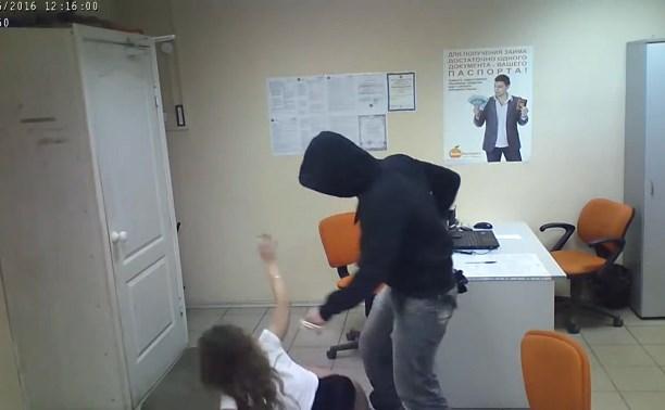 Дерзкое нападение на сотрудницу микрофинансовой организации в Щекино раскрыто