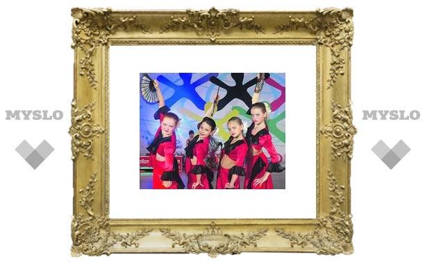 Тульские танцоры привезли золото со Всемирной олимпиады